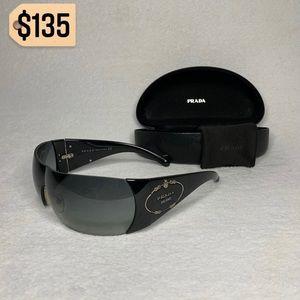 ✨✨✨✨SOLD✨✨✨✨Prada Gradient Ski Wrap Sunglasses